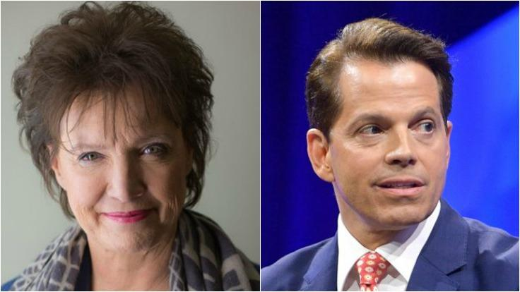 diane francis and scaramucci