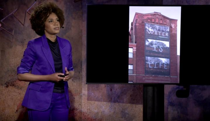 LaToya Ruby Frazier | Photographer | Associate Professor at School of the Art Institute of Chicago  | MacArthur Genius