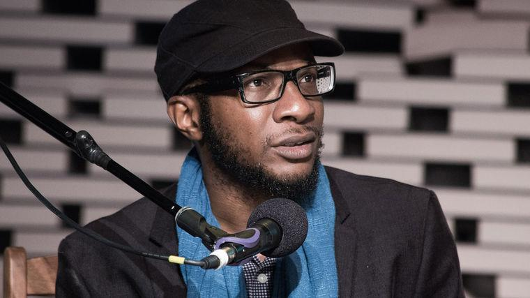 Teju Cole | Professor of Creative Writing at Harvard | Author of Blind Spot | Photography Critic for NYT Magazine