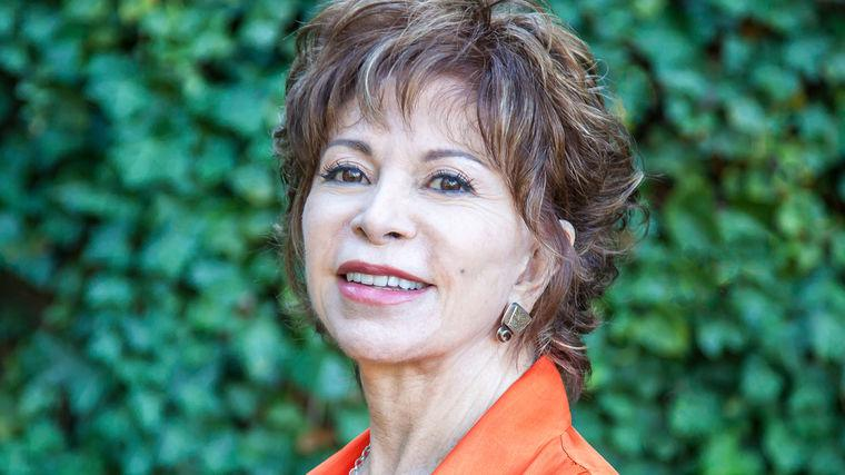 Isabel Allende | Author of The House of the Spirits and In the Midst of Winter