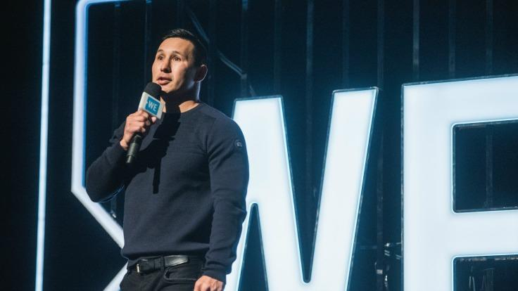 Jordin Tootoo   The first Inuk Player in the NHL   Founder of the Team Tootoo Foundation