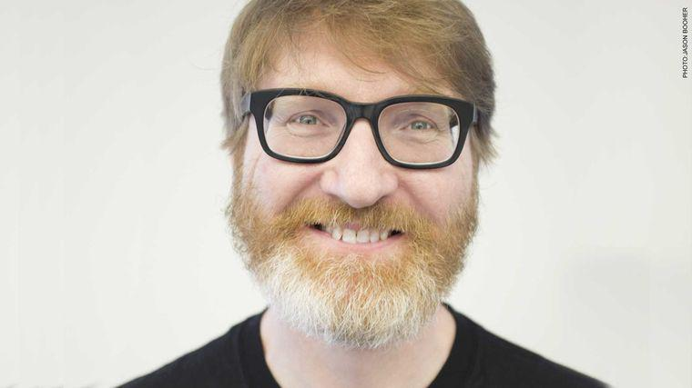 Chuck Klosterman | Renowned Cultural Critic | Author of Ten Books, Including Sex, Drugs, and Cocoa Puffs