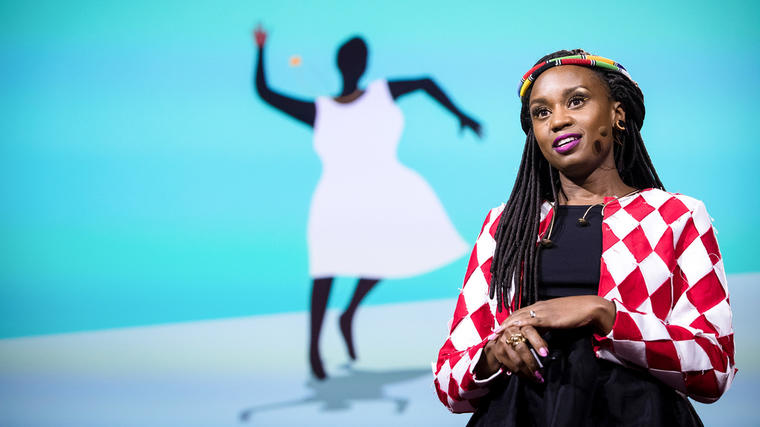 Wanuri Kahiu | Acclaimed Writer & Director of Rafiki | Co-Founder of AFROBUBBLEGUM