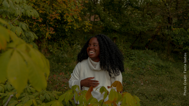Anna Gifty Opoku-Agyeman | Co-Founder of The Sadie Collective | Researcher and Speaker on Diversity and the Future of Work