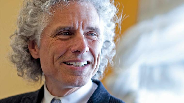 Steven Pinker | Author of Enlightenment Now and The Better Angels of Our Nature