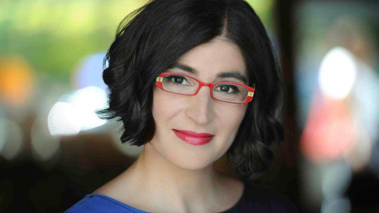 Negin Farsad | Social Justice Comedian, Director of The Muslims Are Coming!