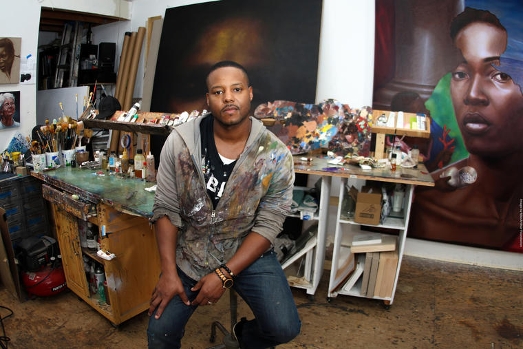 Titus Kaphar | 2018 MacArthur Fellow | Award-Winning Painter and Sculptor