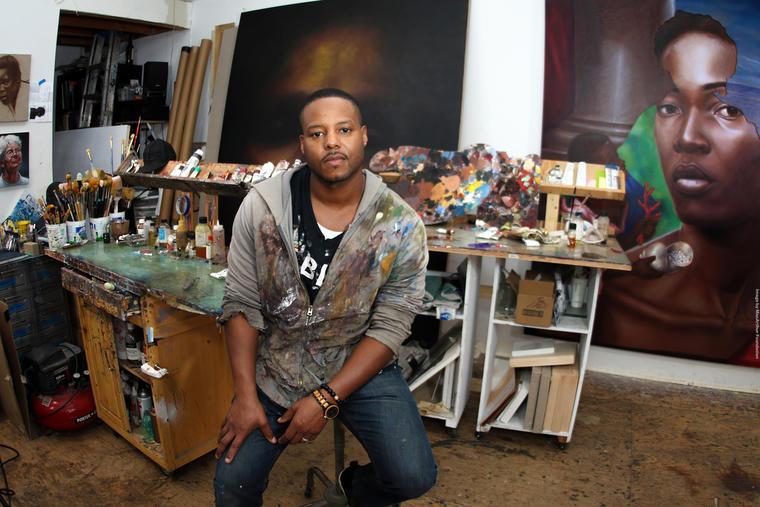 Titus Kaphar Speaking Bio and Videos | The Lavin Agency