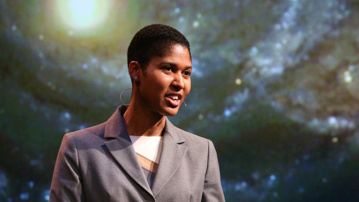 Danielle Wood | Director of MIT's Space Enabled Research Lab | Assistant Prof. of Media Arts and Sciences