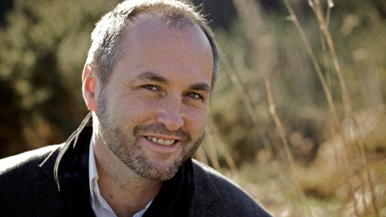 Colum McCann | Author of Let The Great World Spin