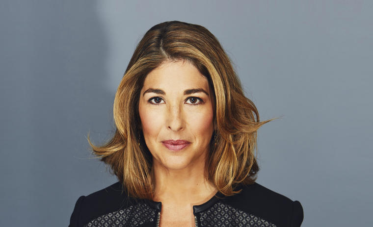 Naomi Klein | Author of On Fire, No Is Not Enough, This Changes Everything, The Shock Doctrine, & No Logo