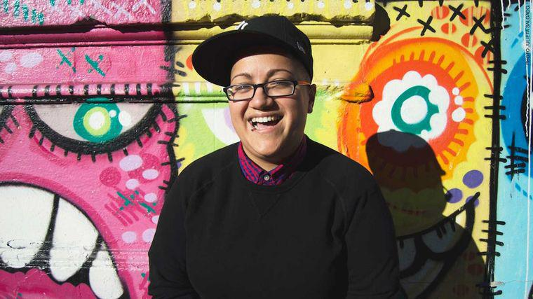 Gabby Rivera | Author of Juliet Takes a Breath and the Marvel Comic Series America