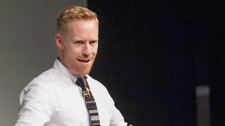 Jon Montgomery | Host of The Amazing Race Canada and Olympic Gold Medalist
