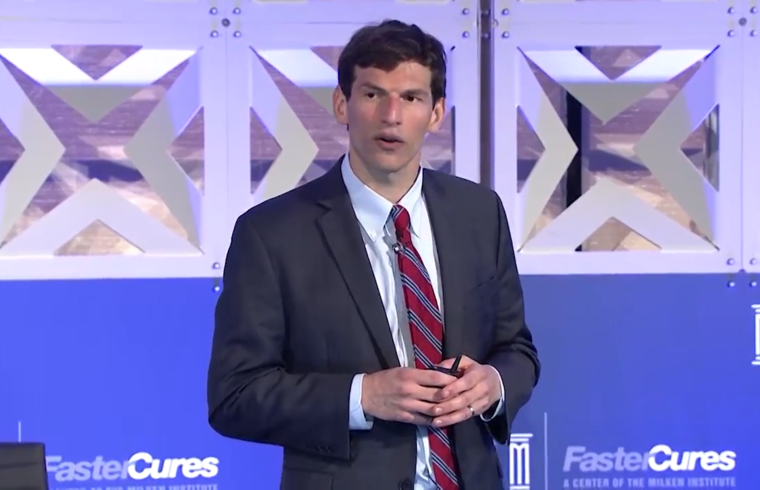 David Fajgenbaum | Author of Chasing My Cure    | Co-founder and Executive Director of the Castleman Disease Collaborative Network