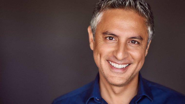 Reza Aslan | #1 New York Times Bestselling Author of Zealot and the New Book, God: A Human History | Host of CNN's Believer