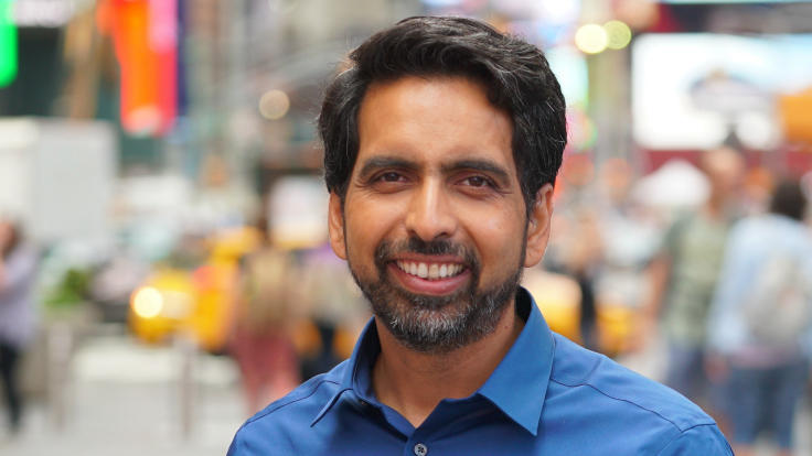 Salman Khan | Founder & Chief Executive Officer of Khan Academy