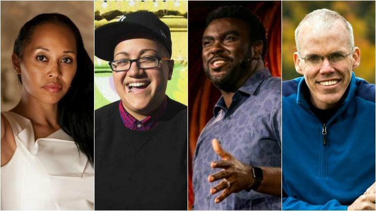 Social Activist Speakers Toplist