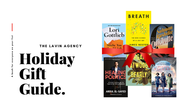 lavin holiday gift guide- books