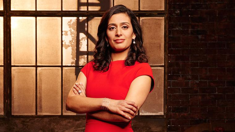 Manjit Minhas | Founder of the 10th Largest Brewery in the World, Co-Star of CBC's Dragons' Den