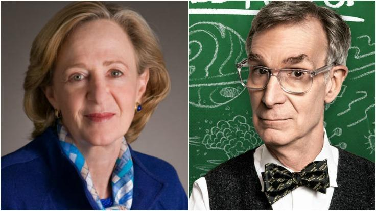 susan hockfield bill nye