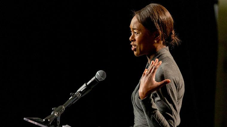 Margot Lee Shetterly | Author of Hidden Figures: the #1 New York Times bestseller, and inspiration for the #1 movie.