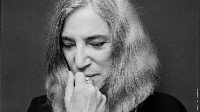 Patti Smith | Punk Rock Legend and Author of Just Kids, winner of The National Book Award | Author of Year of the Monkey (Sept. 2019)