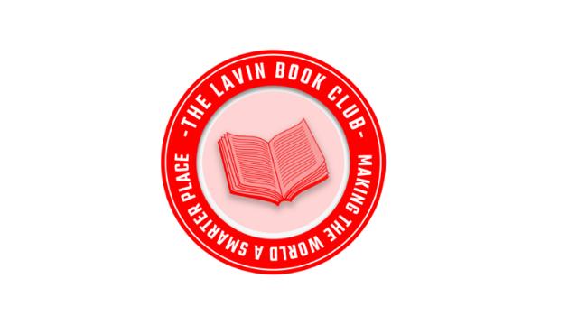 The Lavin Book Club logo