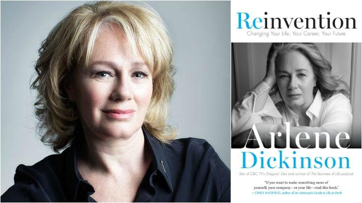 arlene dickinson reinvention
