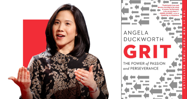 Angela Duckwroth Finding Grit
