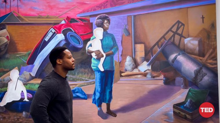 Titus Kaphar | 2018 MacArthur Fellow | Award-Winning Painter and Sculptor