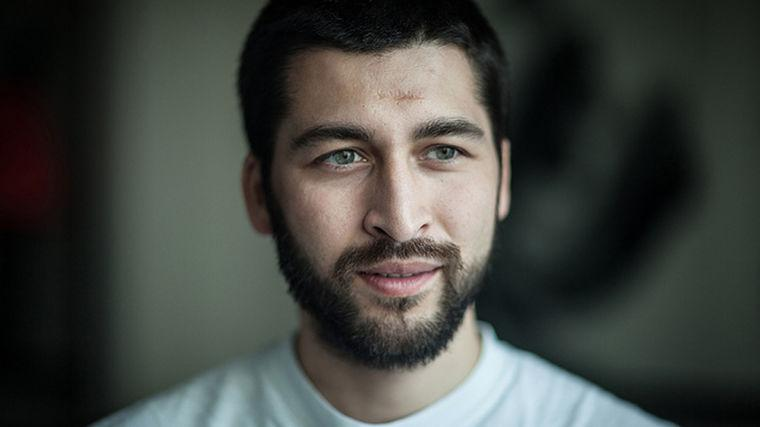 Cesar Harada | TED Fellow and Inventor of Protei, a Technology that Cleans Oil Spills