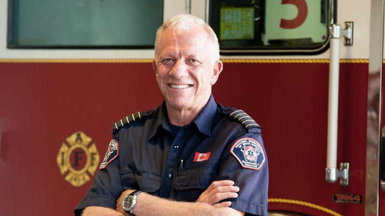 Darby Allen | Fort McMurray's Fire Chief (Ret.) | Motivational and Crisis Leadership Speaker